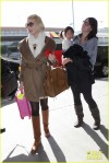 Katherine Heigl and Naliegh : Flying with Fashion