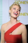 "Cast member Heigl arrives at film premiere of ""One For The Money"" at AMC Loews Lincoln Square on West 68th Street in New York"